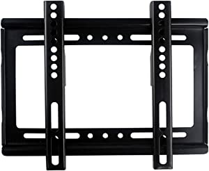 Orienttvbracket TV Wall Mount Bracket for Most 14-40 Inch LED LCD OLED Plasma Flat Screen Panel with VESA up to 200x200mm and 55 lb