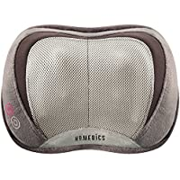 HoMedics SP-100H 3D Shiatsu and Vibration Massage Pillow w/ Heat