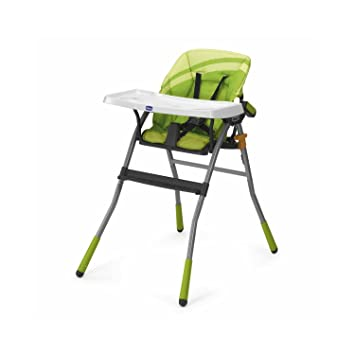 Chicco Jazzy Highchair Green Wave Great For Happy Snack Meal Amazon