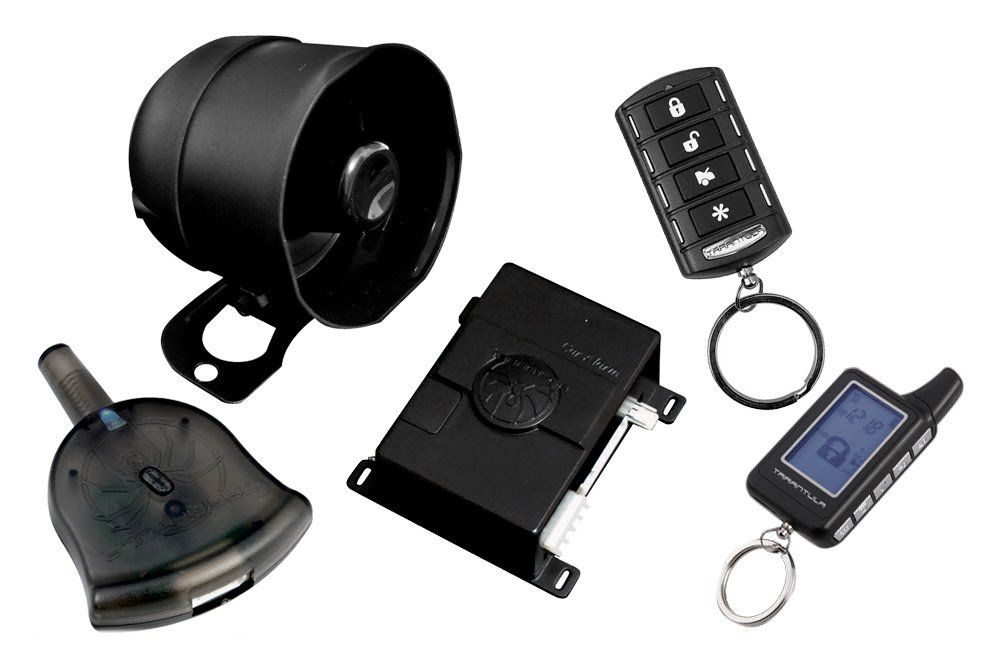 Soundstream ARS.2 2 Way Alarm Remote Start System with 1500 Range