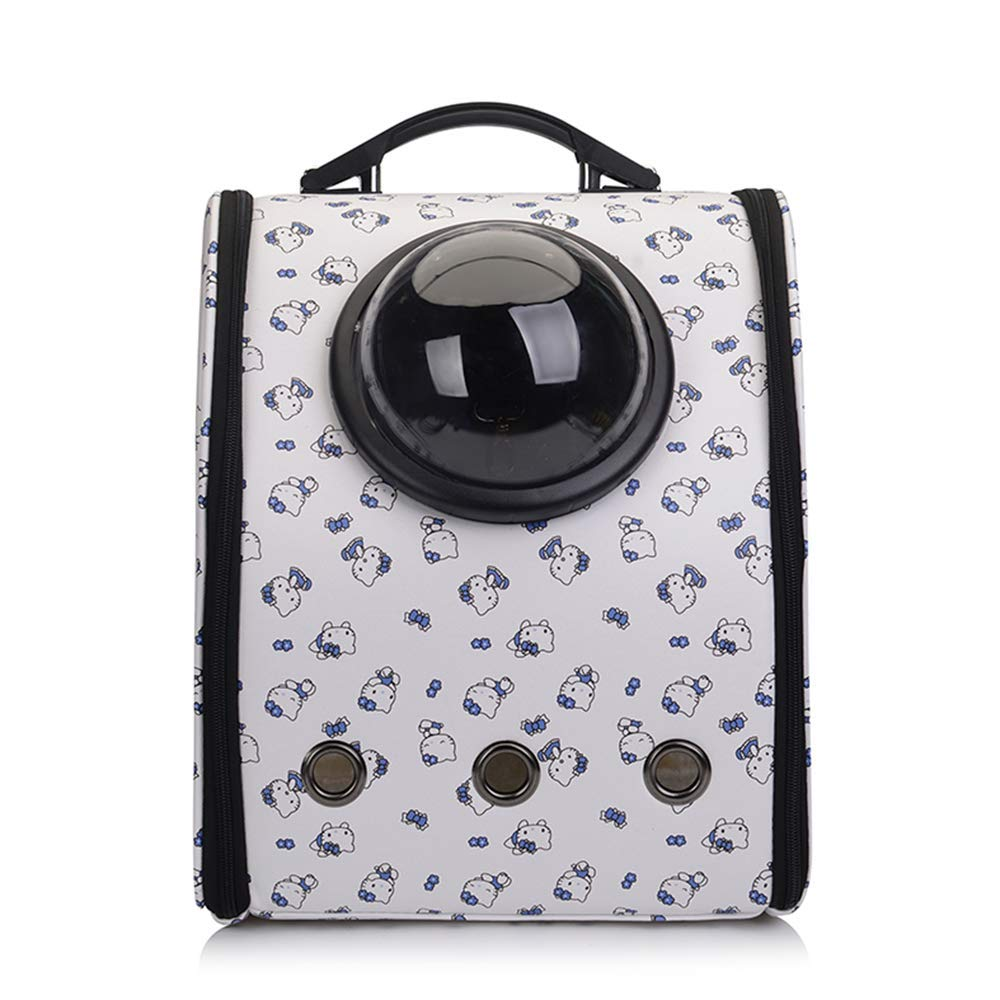 B Bubble Backpack Pet Carriers Innovative Traveler for Cats Dogs Pet Portable Carrier Space Capsule Backpack