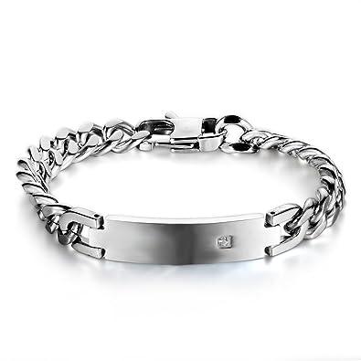 1797af293d114 JewelryWe Pulseras para Parejas
