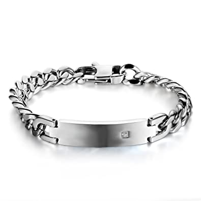 5eef52aac981 JewelryWe Pulseras para Parejas