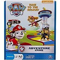 Spin Master Games Nickelodeon PAW Patrol Adventure Juego de mesa