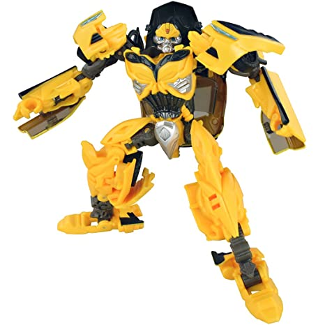 Amazon Com Takara Tomy Transformers Tlk 01 Bumblebee Japan Anime