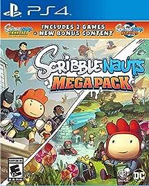 Scribblenauts Mega Pack - PlayStation 4