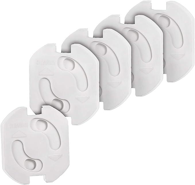 actualizaci/ón para 2020 Protecci/ón de enchufes para beb/és y ni/ños peque/ños Colico 50 x Protectores de seguridad para enchufes con mecanismo de giro