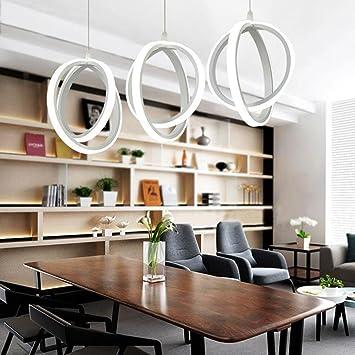 OOFAY LIGHT® Iluminación Colgante Luces colgantes modernas ...