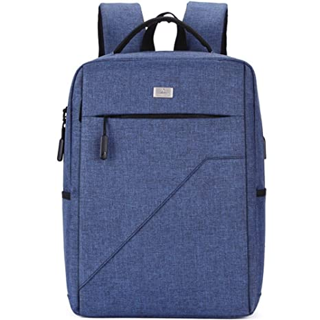 Mochila para computadora portátil para mujeres y hombres, mochila para computadora empresarial resistente al agua