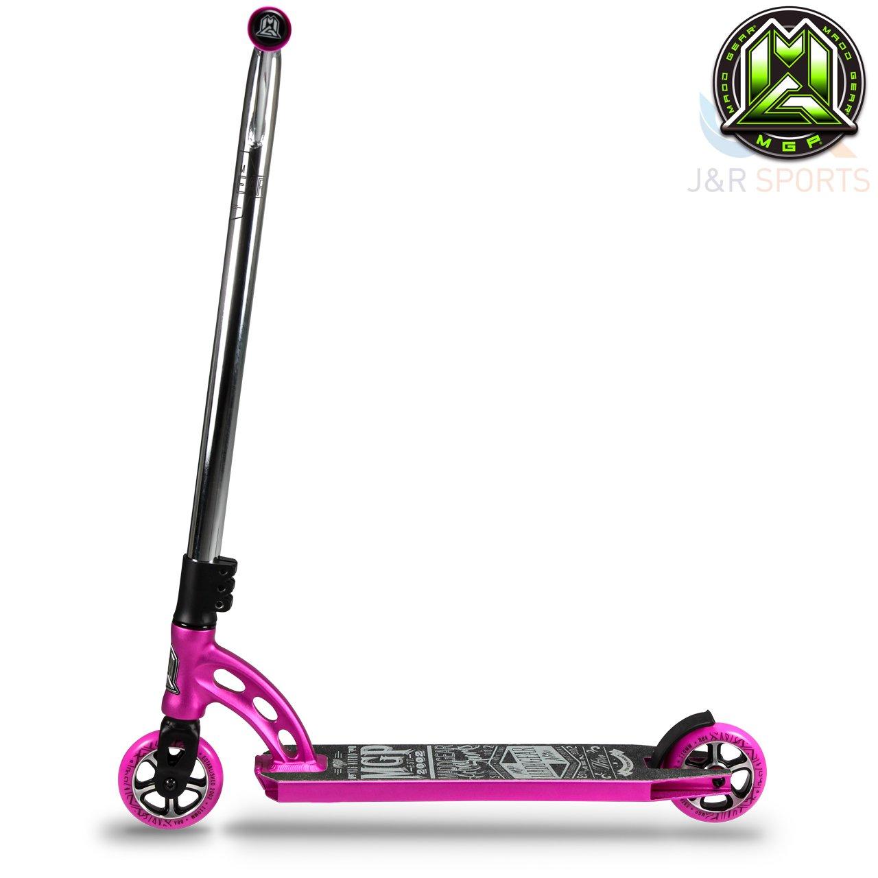 Madd Gear MGP Equipo Equipo edición Scooter, Pink/Chrome ...