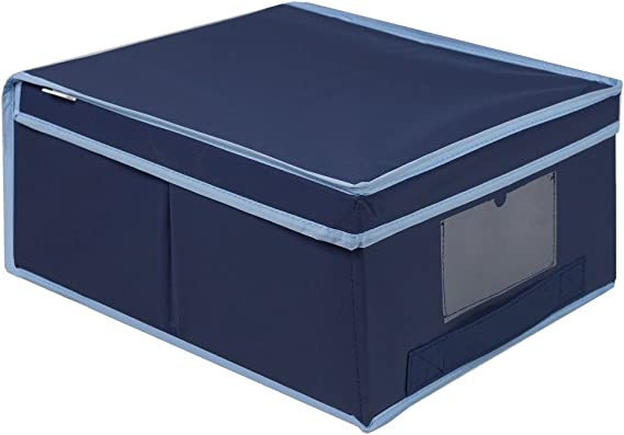 Rayen Cajas para almacenaje de Ropa, 33 x 28 x 15 cm: Amazon.es: Hogar