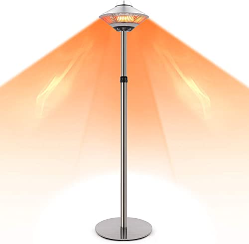 Patio Heater-1500W Outdoor Electric Heater
