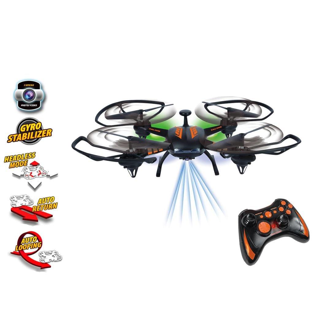 Gear2play dron Zuma kstarz-Toys - Helicóptero teledirigido Juguete ...