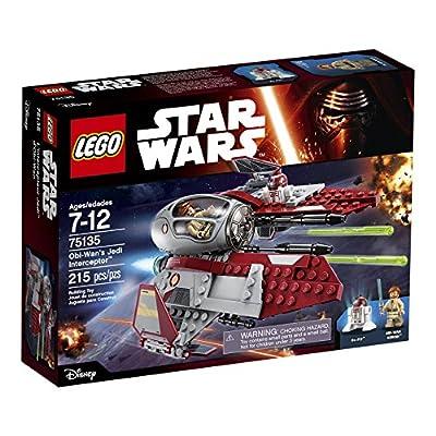 LEGO Star Wars Obi-Wan's Jedi Interceptor(TM) 75135