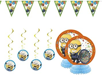 Amazon.com: Despicable Me 3 Minion Kit de suministros ...