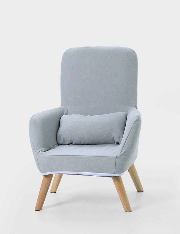 LI JING SHOP - Chaise d'allaitement Po mère Chaise d'allaitement dossier pliable avec coton lavable et manteau de