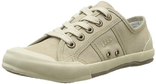 TBS Opiace, Women's Hi-Top Sneakers, Beige (Colis 12P Dune),