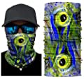 MEILAIER UV Fishing Mask Moisture Wicking Headband Seamless Bandana COOLMAX Microfiber for Cycling Running Hunting Motorcycle Head Wear