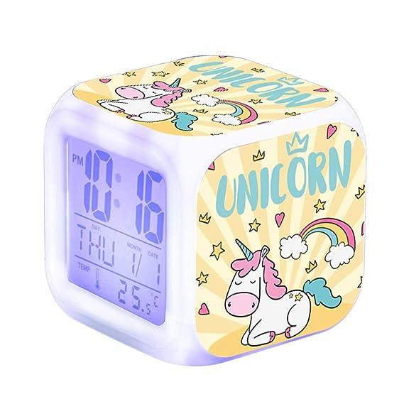 PADIEOE WA3593DE - Despertador Digital: Amazon.es: Relojes