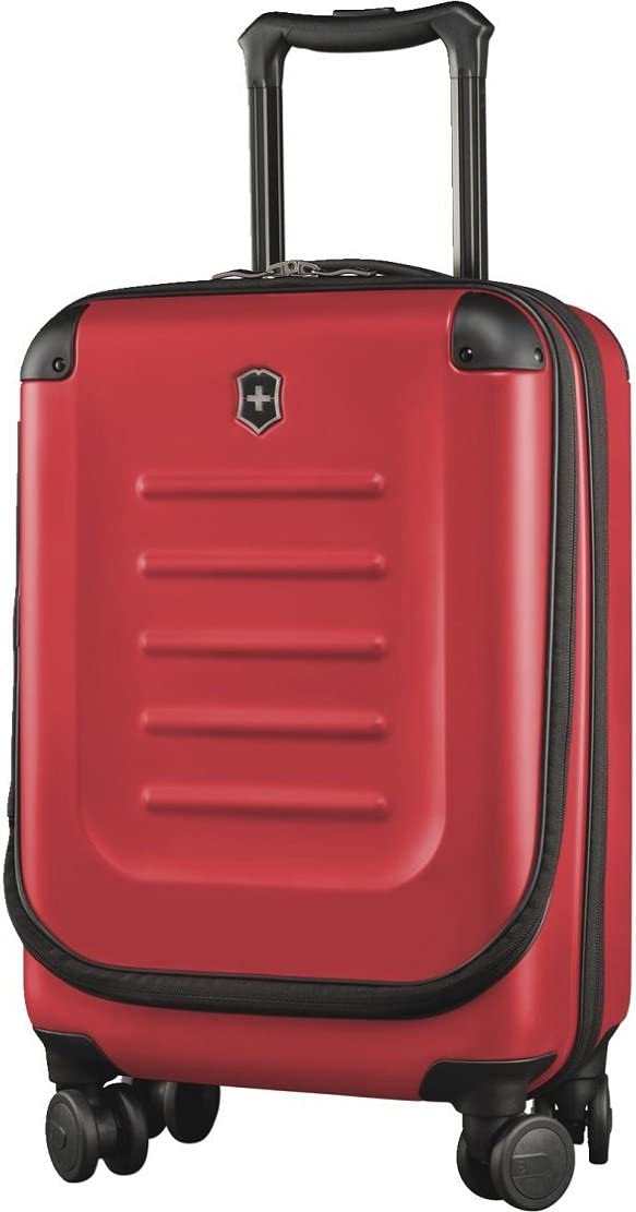 Spectra 2.0, Expandable Compact Global Carry-On, Red