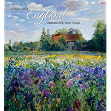 England: Landscape Paintings 2019 Wall Calendar