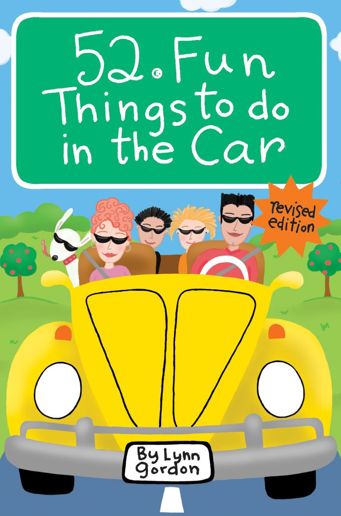 Read Online 52 Fun Things to Do in the Car PDF