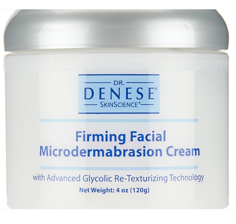 Dr. Denese Doctor's Microdermabrasion Cream 4 Oz.