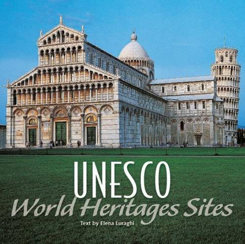 Unesco. World Heritage Sites. Cube Book (Cube Books)