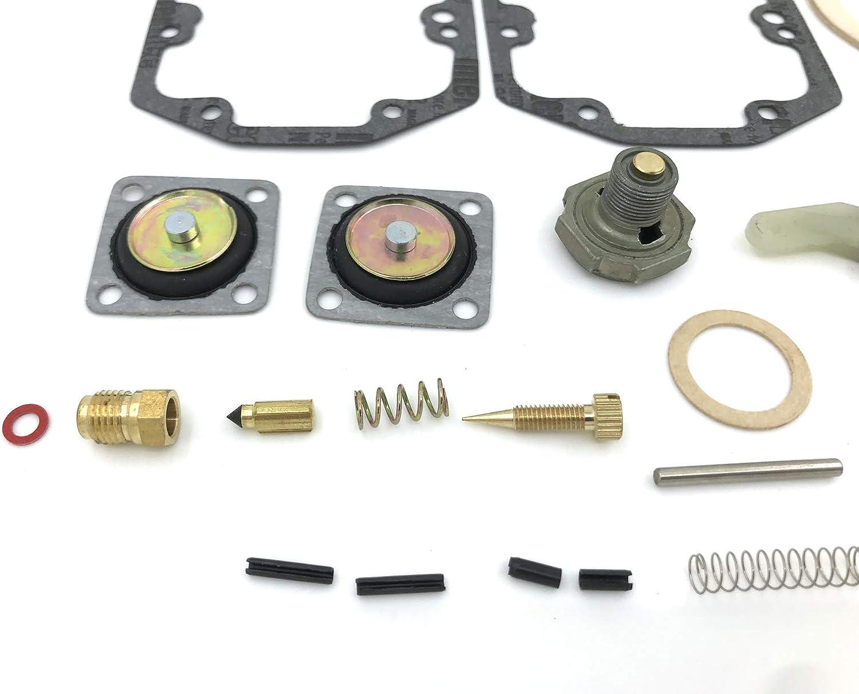 Ford Mustang Autolite Carburator Rebuild Kit 1 Barrel 1100 1101 New