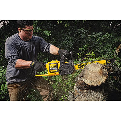 DEWALT DCCS670B Flexvolt 60V Max Brushless Cordless Chainsaw by DEWALT (Image #5)