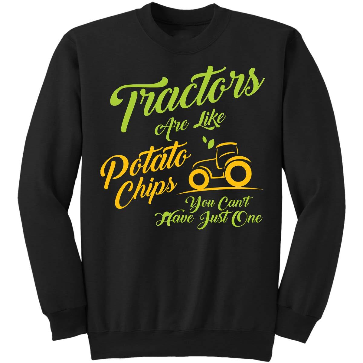 Love Tractor Funny F Sweatshirt Tractor are Like