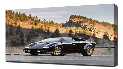 Amazon Com Lilarama Usa 1978 Lamborghini Countach Lp400 S V5