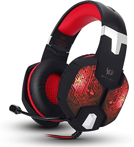 ECOOPRO Stereo Gaming Headset with