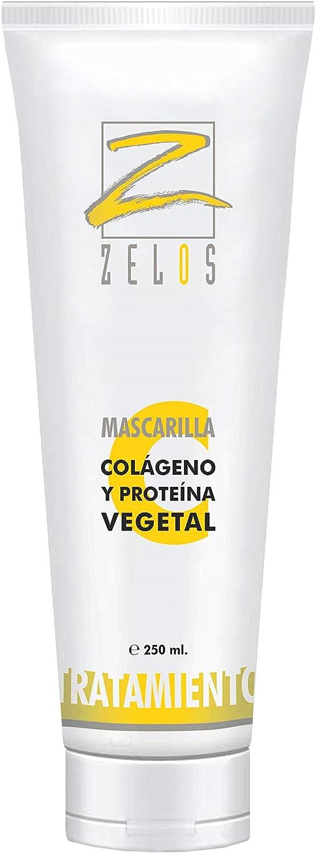 Mascarilla Cólageno y Proteína Vegetal - 250 ml - Para ...