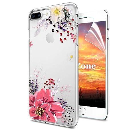 coque iphone 8 plus flowers