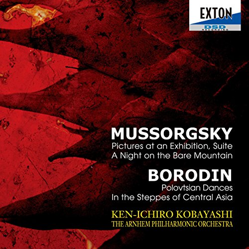 at an Exhibition, Suite, A Night on the Bare Mountain, Borodin: Polovtsian Dances, in the Steppes of Central Asia ()