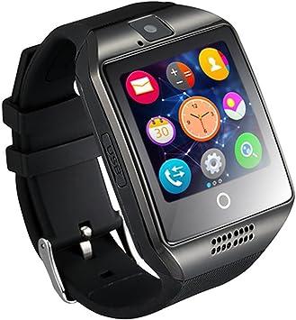 GZDL Q18 Bluetooth reloj inteligente pantalla táctil con cámara ...