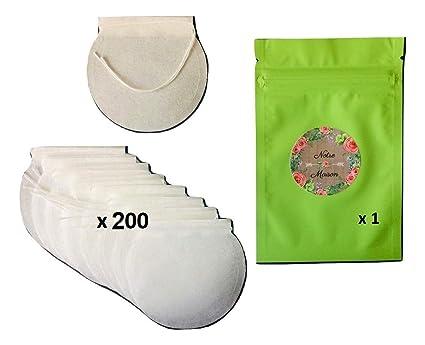 Nuestra Maison - Bolsas de té Reutilizables para Rellenar ...