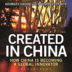Created in China Audiobook