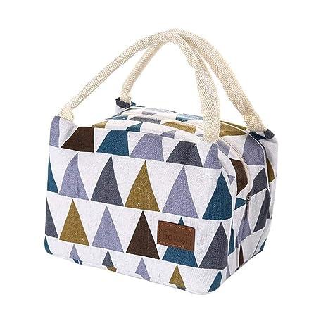 Lunch Bag Home Fiambreras para Usted Moda portátil práctica ...
