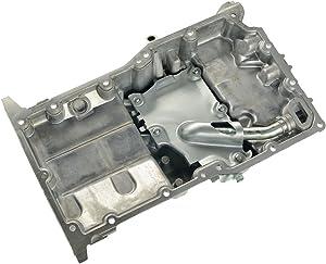 A-Premium Engine Oil Pan Replacement for Chevrolet Cavalier 2002-2005 Malibu Oldsmobile Alero Pontiac Grand Am Sunfire Saturn Ion Vue L100 LS1 LW1 LW200