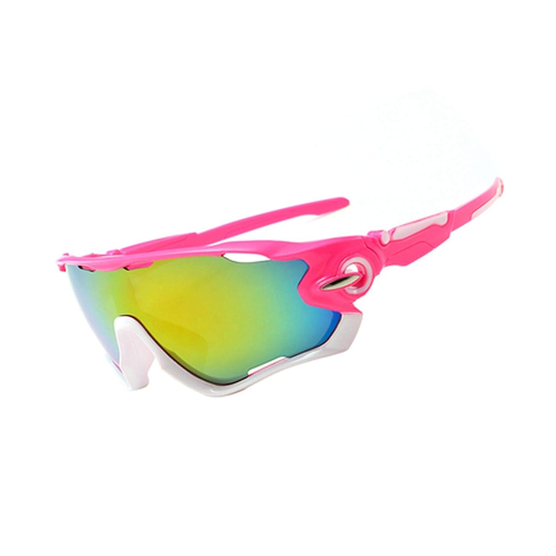 Flower falling Bicycles Cycling Glasses MTB Colorful Men Women Sport Eyewear UV400 Sports Sunglasses Bike Goggles Windproof