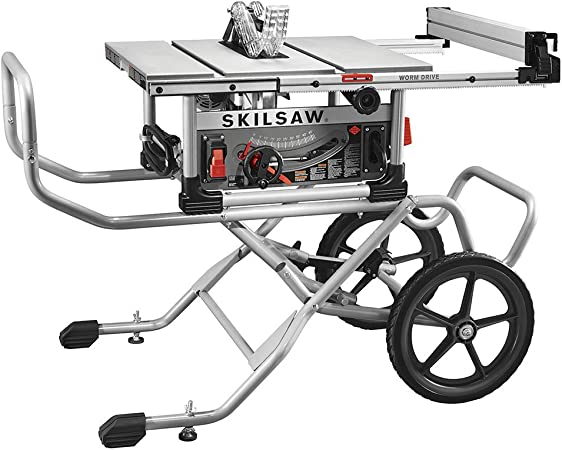 "SKILSAW SPT99-11 10"" Heavy Duty Worm Drive bestTable Saw"