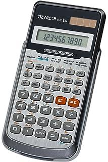 Taschenrechner Schulrechner SR200 SR 200 10-stelligem Display Batterie WEISS