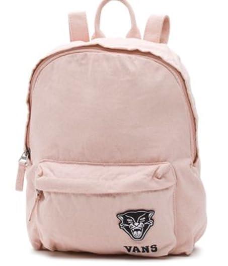 vans beige backpack