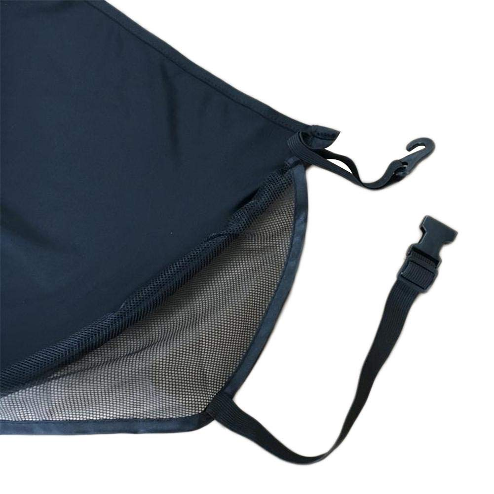 Per Newly Baby Anti-UV Cloth Rayshade Stroller Cover Windproof Rainproof Sun Protection Umbrella Awning Shelter Universal Accessories