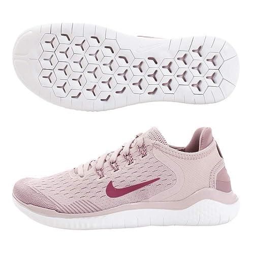35e67dd6c9b9e Nike Damen WMNS Free Rn 2018 Leichtathletikschuhe  Amazon.de  Schuhe    Handtaschen