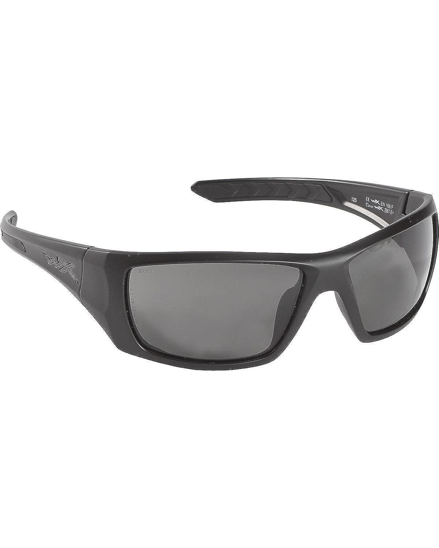 58f120c8b2 Amazon.com  Wiley X Nash Blk Ops Smoke Gry Matte  Sports   Outdoors