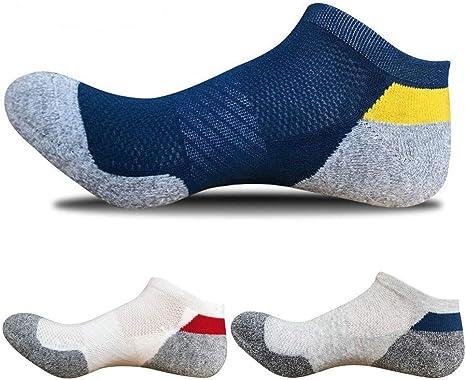 SOFIT Sneaker Calcetines de Algodón para Mujeres y Hombre (3 Pares ...