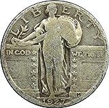 1917-1930 U.S. Standing Liberty Silver Quarter